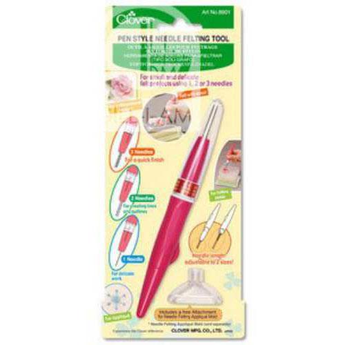 Clover Pen Tool - Felting Accessories