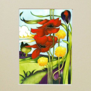 Song-of-the-Wind-Mounted-Moorcroft-card-10x8-B008MZ014U